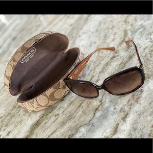 Coach Sunglasses -Scarlet